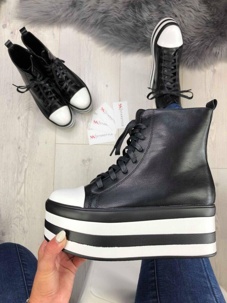 hosszú szárú cipők női