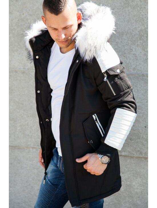 8913eb132e Longline férfi téli kabát | Starstyle.hu