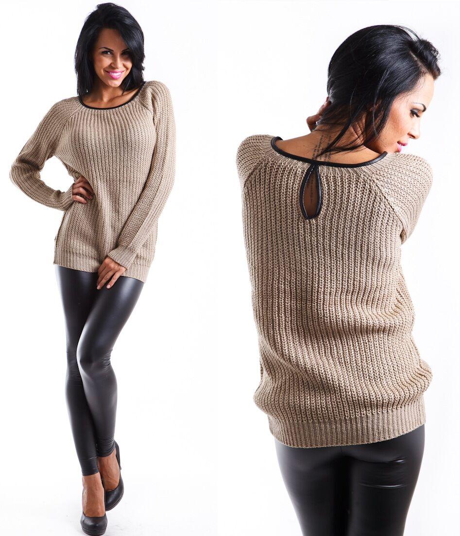 ec4c352827 Hosszú kötött pulóver | Starstyle.hu