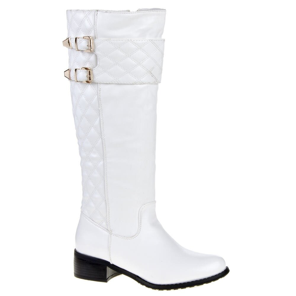 babdfe7e88 Fehér női csizma | Starstyle.hu