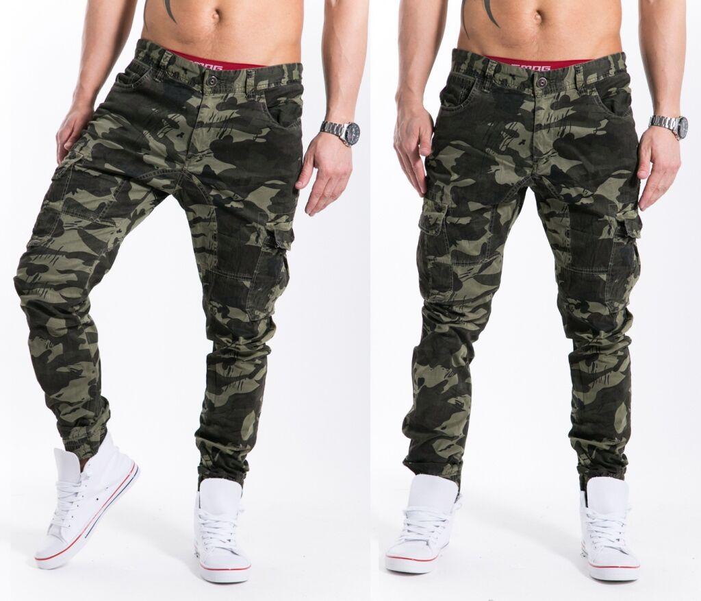 Férfi katona mintás nadrág | Starstyle.hu